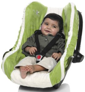 babyschale im auto anbringen