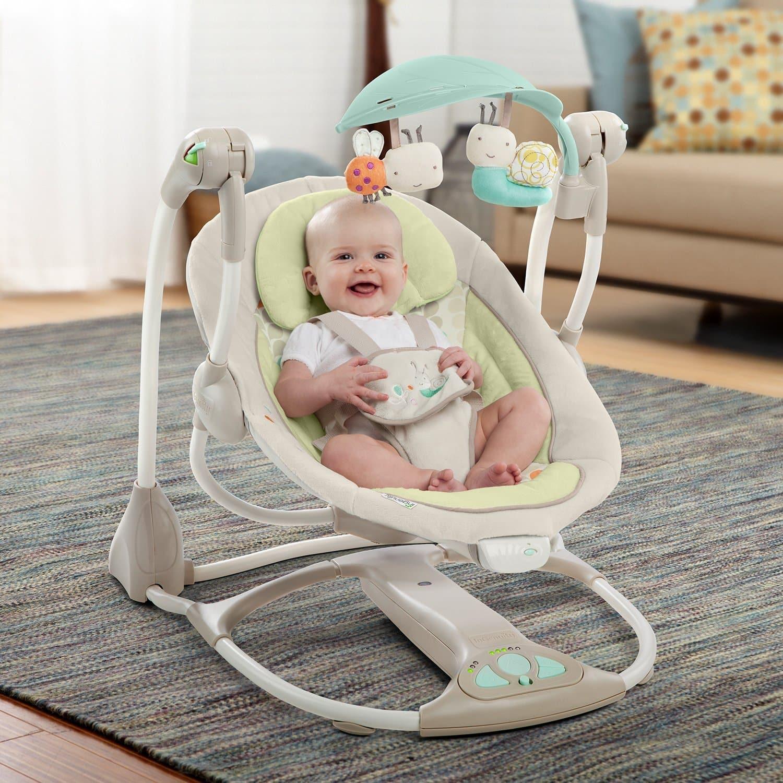 Bright Starts Senecircaportable Babyschaukel Test